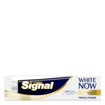 Signal - White Now Cc Gold Diş Macunu 75 Ml