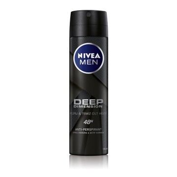 Nivea - Deep Dimension Bay Deo Sprey 150 Ml
