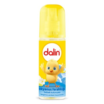 Dalin - Bebek Kolonyası Ice Blue 150 Ml