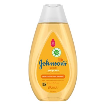 Johnsons Baby - Bebek Şampuanı 200 Ml