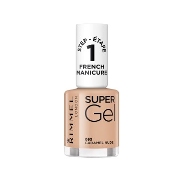 Rimmel London - Super Gel Oje- French Manicure 093