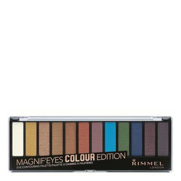 Rimmel London - Magnifeyes Far Paleti-Colour Edition