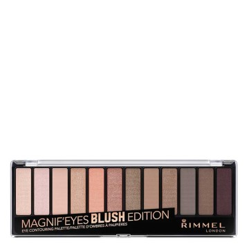 Rimmel London - Magnifeyes Far Paleti- Blush Edition