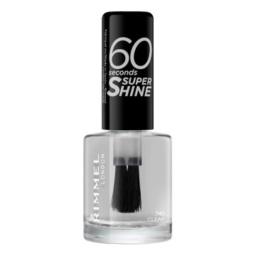 Rimmel London - Super Shine Oje - Clear 740