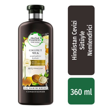 Herbal Essences - Hindistan cevizi Sütlü Saç Kremi 360 ml