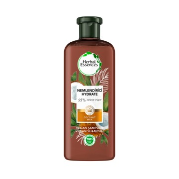 Herbal Essences - Hindistan Cevizi Sütlü Şampuan 400 ml