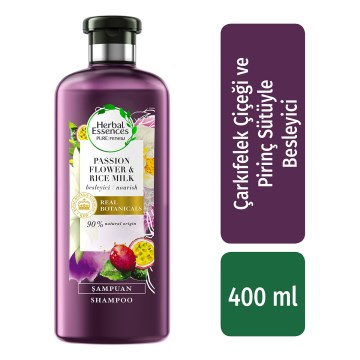 Herbal Essences - Tutku Çiçeği Şampuan 400 ml