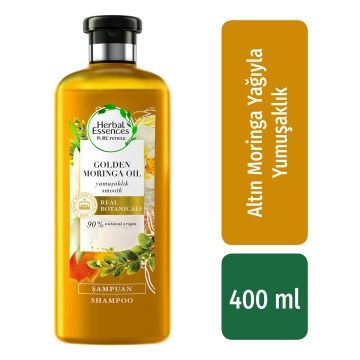 Herbal Essences - Altın Moringa Şampun 400 ml