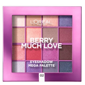 Loreal Paris - Berry Much Far Paleti