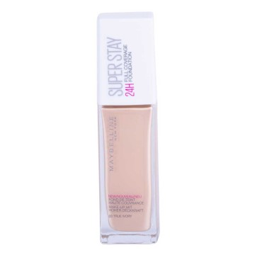 Maybelline New York - Superstay 24H Fondöten 3 True