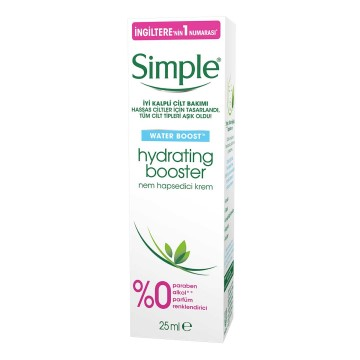 Simple - Waterboost Nem Hapsedici Krem 25ml