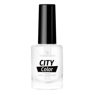 Golden Rose - City Color Oje No:Clear