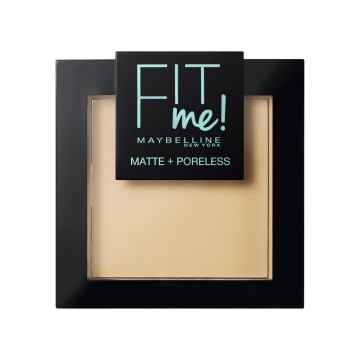Maybelline New York - Fit Me Matte Proreless Pudra 110