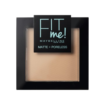 Maybelline New York - Fit Me Matte Poreless Pudra 120