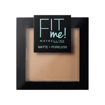 Maybelline New York - Fit Me Matte Poreless Pudra 250