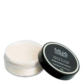Make Up Academy - Sabitleyici Pudra Mattifying Translucent