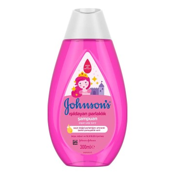 Johnsons Baby - Johnson's Şampuan Işıldayan Parlaklık Serisi 300 Ml