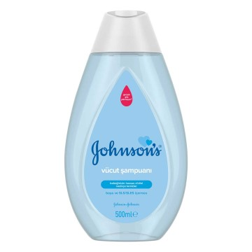 Johnsons Baby - Johnson's Vücut Şampuanı 500 Ml