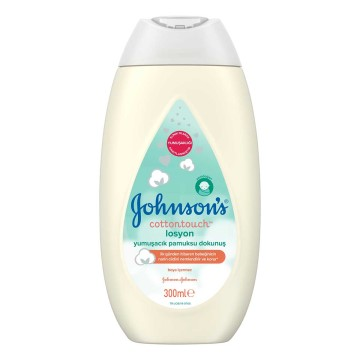 Johnsons Baby -  Losyon Cotton Touch 200 Ml