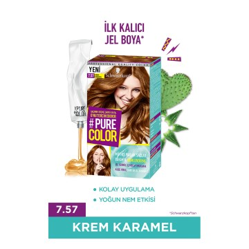 Pure Color - Krem Karamel 7,57