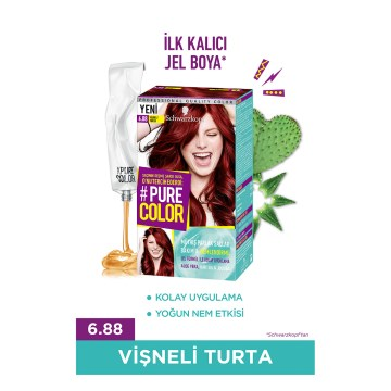Pure Color - Vişneli Turta 6,88