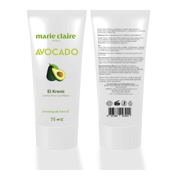Marie Claire Paris - Avacado El Kremi 75 ml