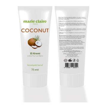 Marie Claire Paris - Coconut El Kremi 75 ml