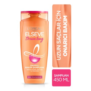 Elseve - Dream Long Şampuan 520 ml