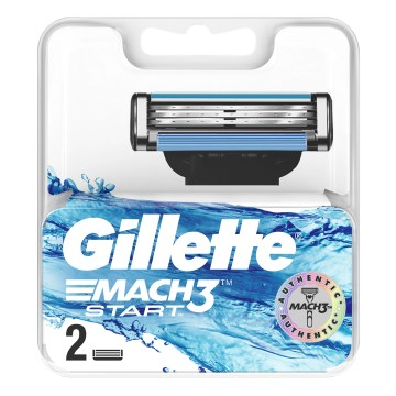 Gillette - Mach3 Start 2ct bıçak 2'li