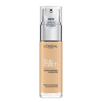 Loreal Paris Make up - True Match Bakım Yapan Fondöten 2D GOLDEN ALMOND