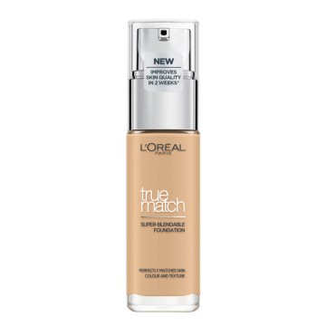 Loreal Paris Make up - True Match Bakım Yapan Fondöten 3N CREAMY BEIGE