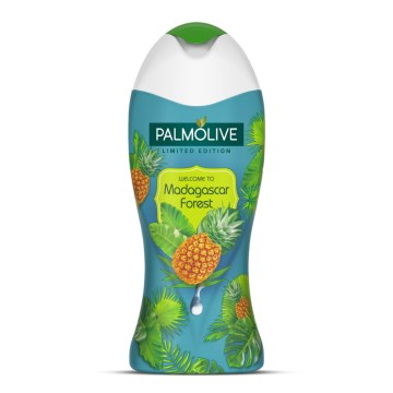 Palmolive - Limited Edition Madagascar Duş Jeli 250ml