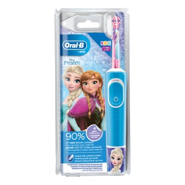 Oral-B - Stages Power D100 Frozen Şarjlı Diş Fırçası