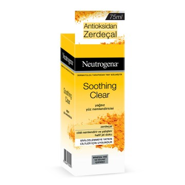 Neutrogena - Soothing Clear Nemlendirici Krem 75 ml