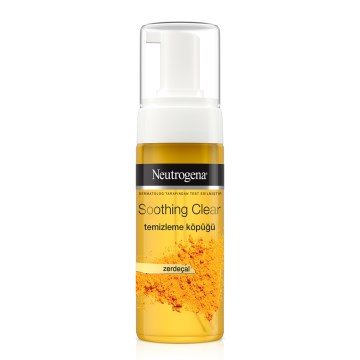Neutrogena - Soothing Clear Köpük 150 ml