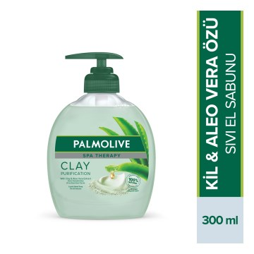 Palmolive - Clay Purfication Sıvı Sabun 300 ml