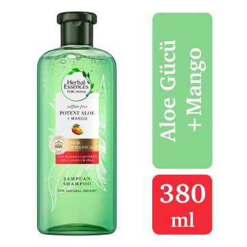 Herbal Essences - Sülfatsız Şampuan Mango 380 ml