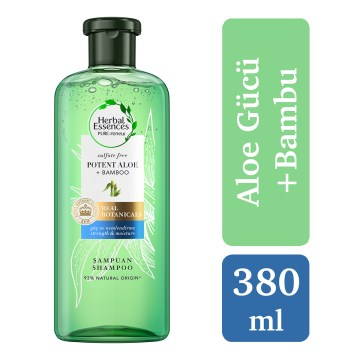 Herbal Essences - Sülfatsız Şampuan Bambu 380 ml