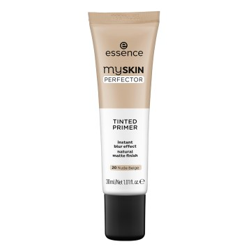 Essence - My Skin Perfector Tinted Primer 20 Nude Beige