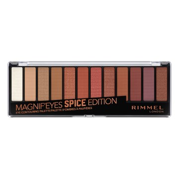 Rimmel London - Magnif'eyes Spice Edition Eye Contouring Palette 005