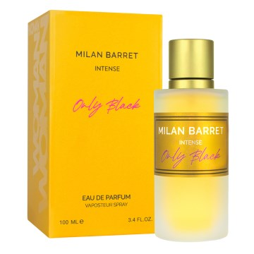 Milan Barret - Milan Barret Intense Only Black Bayan Edp 100 ml