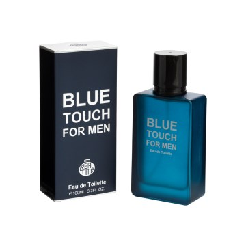 Real Time - Blue Touch Erkek EDT 100 ml